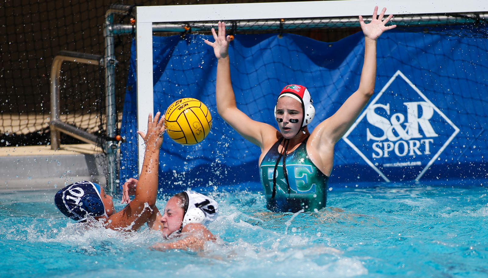 Ransom Girls' Water Polo Regionals