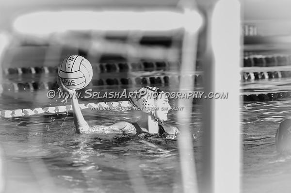 2015 Eagle Rock Water Polo vs South Pasadena