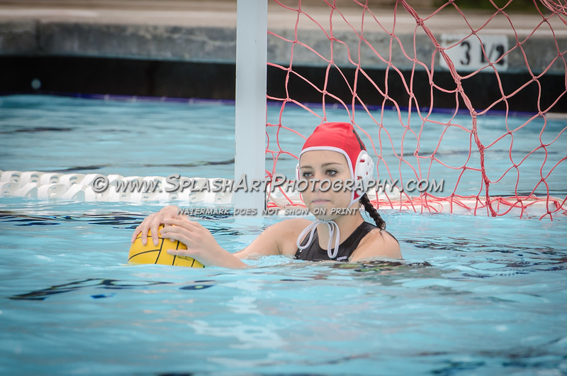 2015 Eagle Rock Girls Water Polo vs Marquez