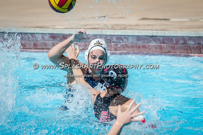 2016 Water Polo CSUN vs UC San Diego 06Mar2016