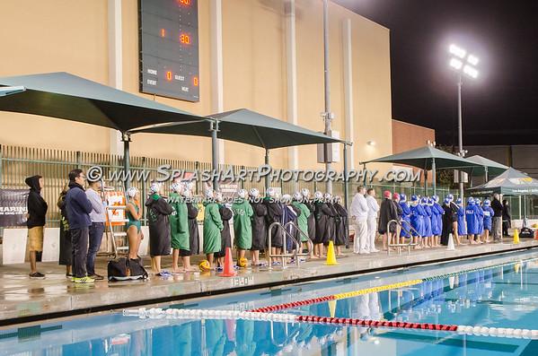 2018 CIFLACS Girls Water Polo Championship