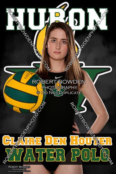 Huron Banner Claire Den Houter