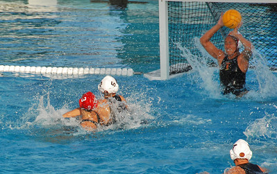 NCAA Water Polo 080510-11