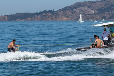 SF Bay Water Skiing?