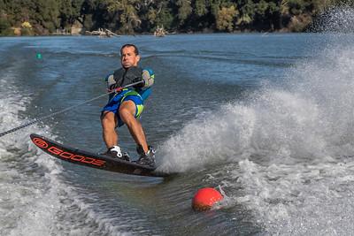 Santa Clara County Water Ski Practice Sept 6 2019