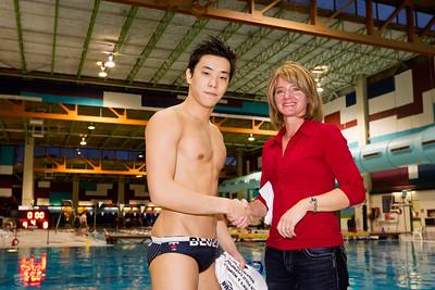 Alan Chung, U of T, Championship All-Star