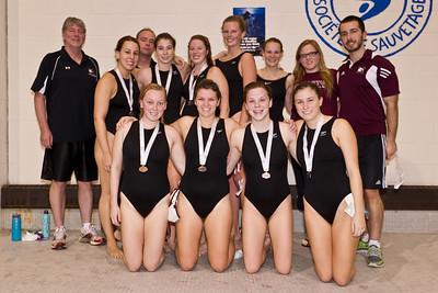 McMaster bronze medal winners