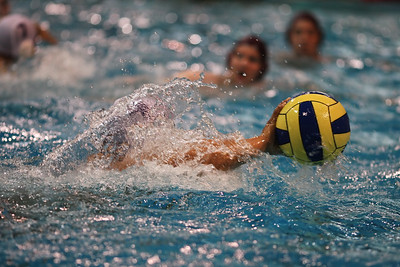 6J0E7671 copy Splish Splash   Carleton U forward advancing the ball.....