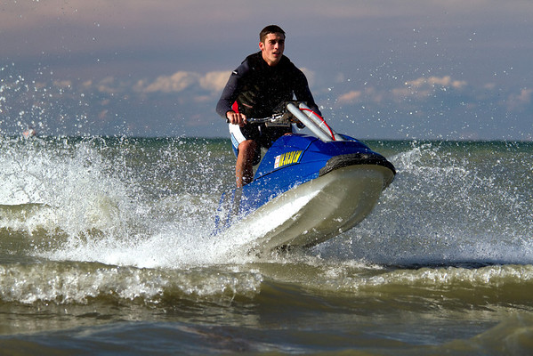 Cleveland Freeride Jetskiers<br /> Zach Loughridge