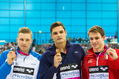 LEN European Swimming Championships 2016, London, UK