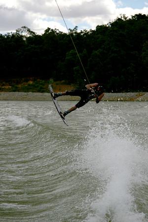 Wake Boarding 29-01-2006
