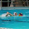 1/4 de finale coupe suisse de water polo féminin 2013. Red Fish - Winthertur II