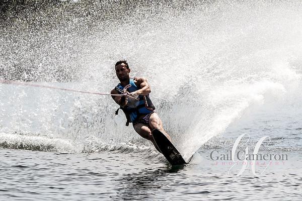 Water ski Ryan