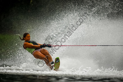 Paige Rini  @ Dana Reed Memorial slalom tournament