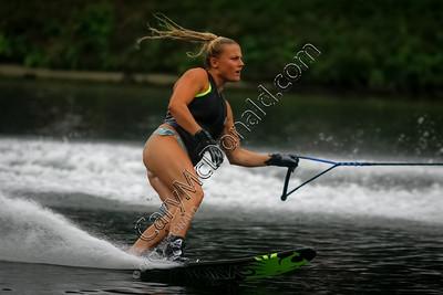 Siani Oliver  @ Dana Reed Memorial slalom tournament