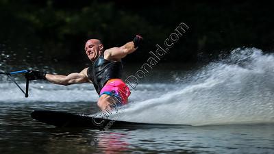 Adam Caldwell having fun!