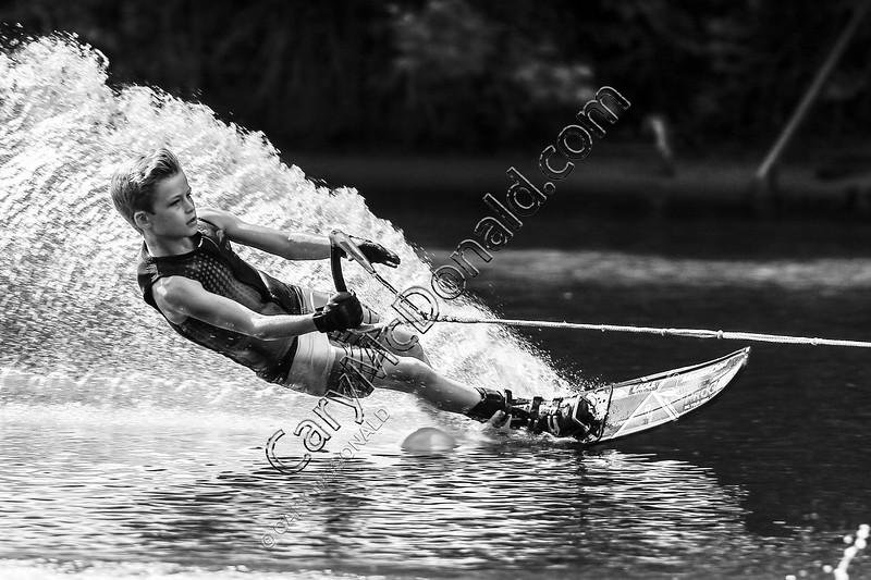 Lando Stisher at Trophy Lakes