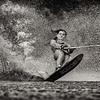 Kristen Baldwin - Malibu Open Slalom water skiing