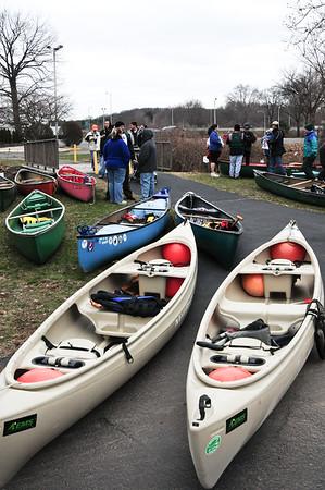 Hockanum River Canoe / Kayak Race 2008