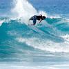 Surf Tracks - Oahu <br /> Ian on the ledge