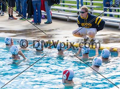 Ball Under vs Navy 18U Water Polo (19 Oct 2014)