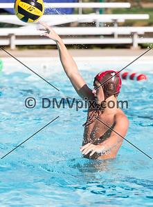 Landon School Varsity Water Polo (08 Oct 2014)