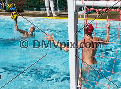 Landon Var vs Ball Under Water Polo (19 Oct 2014)