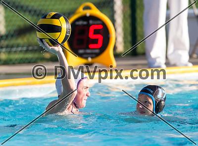 Whitman vs Gonzaga JV Water Polo (19 Oct 2014)