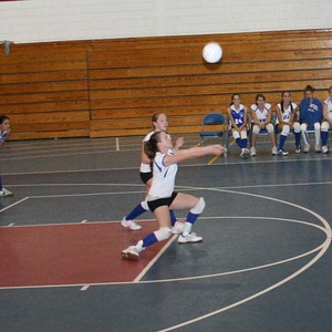 Waterford Varsity Volleyball V. Killingly, 10/13/08 (W 3-0)