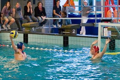 Promotie-degradatiewedstrijd: Katwijk 1 - SG Haerlem 1.