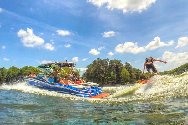 Charlotte Ski Boats - Surf Bash 2015