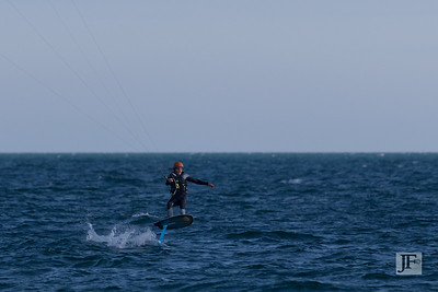 Foilboarding, Bournemouth