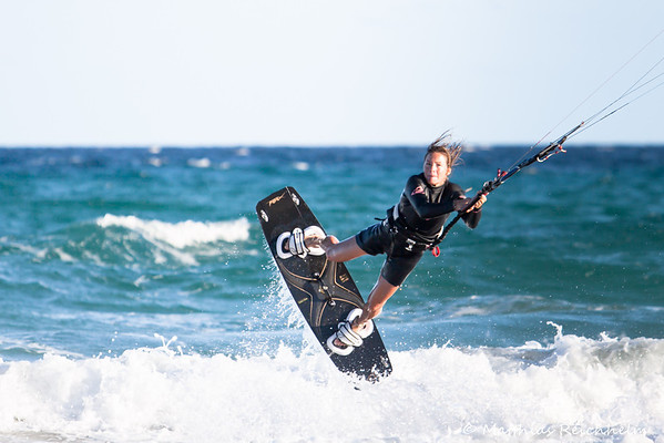 Kiting and Surfing