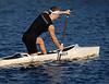 Canadian Canoe Association (Association Canadienne de Canotage) practice, Indian Harbour Beach, Florida.
