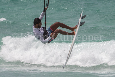 Barbados Waterman Festival 2017 - Kite Surfing