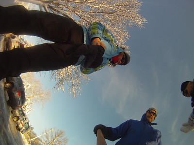Waveland snowshoe