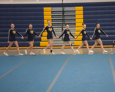 Webberville  Competitive Cheer 2-10-2018