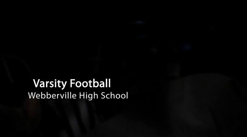 0000Weberville Varsity Football 9-2-2010
