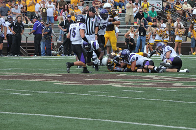 Weber State game - 9/5/09
