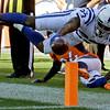 APTOPIX Colts Broncos Football