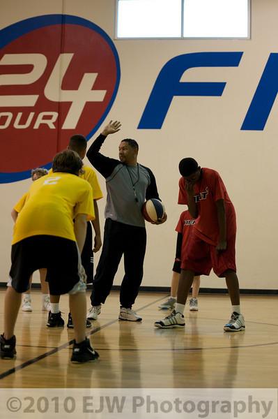 Week 4 Heat v Lakers