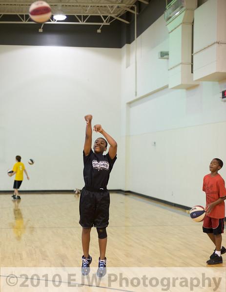 Week 6 Spurs V Heat
