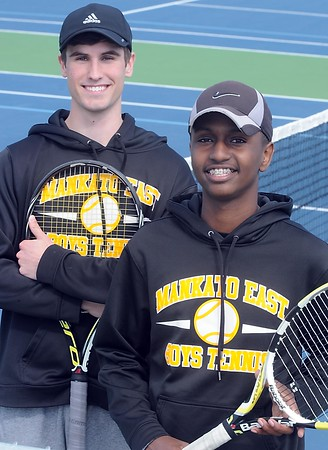 East boys tennis preview