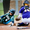 Minnesota State softball catcher Kara Lattery