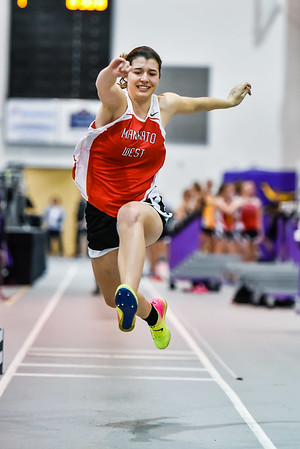 Mankato West T&F Chelsea Schaffer