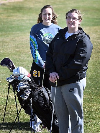 East girls golf preview