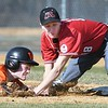 Mankato West baseball v. Winona