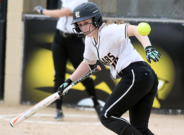 Mankato East softball v. John Marshall 2