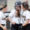 Mankato East softball v. John Marshall 1