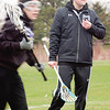 Head coach girls lacrosse Sean Sletten